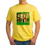 Where, Oh Where? Yellow T-Shirt