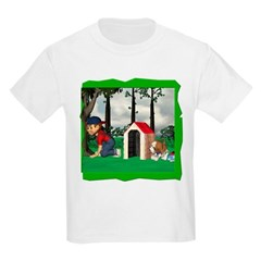 Where, Oh Where? Kids Light T-Shirt