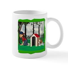 Where, Oh Where? Mug