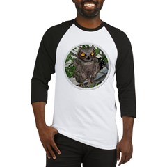 The Wise Old Owl Baseball Jersey