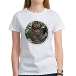 The Wise Old Owl Women's T-Shirt