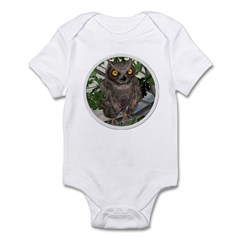 The Wise Old Owl Infant Bodysuit