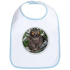 The Wise Old Owl Bib