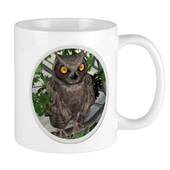 The Wise Old Owl Mug