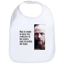 """Dostoevsky """"Ready"""" Bib"""