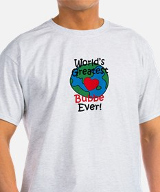 World's Greatest Bubbe T-Shirt