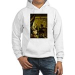 The Artist-AussieShep1 Hooded Sweatshirt
