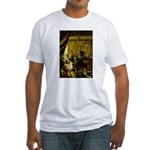 The Artist-AussieShep1 Fitted T-Shirt