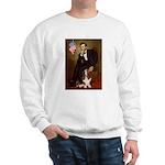 Lincoln / Basset Hound Sweatshirt