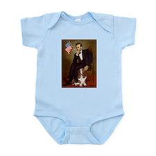 Lincoln / Basset Hound Infant Bodysuit