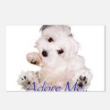 Chia Adore Me Postcards (Package of 8)