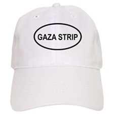 Gaza Strip Oval Baseball Cap