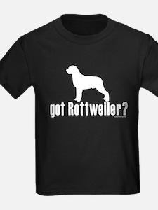 got rottweiler? T