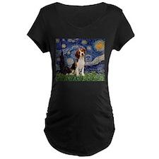 Starry Night / Beagle T-Shirt