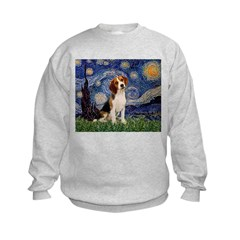 Starry Night / Beagle Sweatshirt