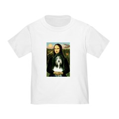Mona / Bearded Collie Toddler T-Shirt
