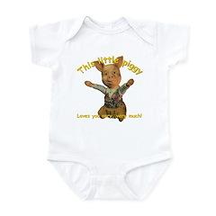 This Little Piggy - Infant Bodysuit