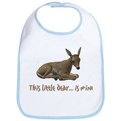 This Little Dear - Bib
