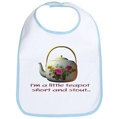 I'm a Little Teapot - Bib
