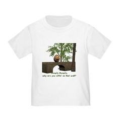 Humpty Dumpty - Toddler T-Shirt