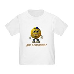 Got Chocolate? - Boy's T