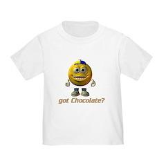Got Chocolate? - Boy's T