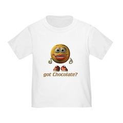 Got Chocolate? - Girl's T