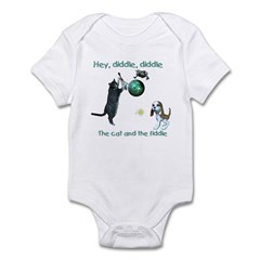 Cat and the Fiddle - Infant Bodysuit