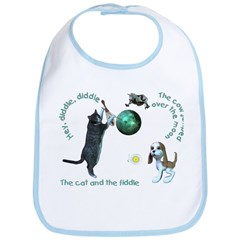 Cat and the Fiddle - Bib