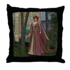 Throw Pillow - Sleeping Beauty
