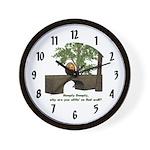 Wall Clock - Humpty Dumpty