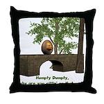 Throw Pillow - Humpty Dumpty