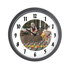 Wall Clock - Once Upon a Time