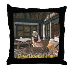 Throw Pillow - Once Upon a Time