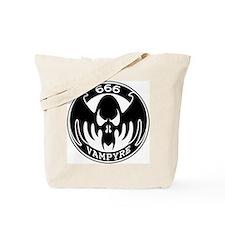666 VAMPYRE Tote Bag