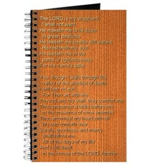 Psalm 23 - Oak Journal