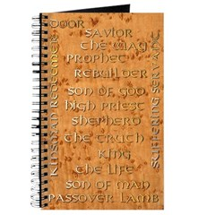 Names of Jesus - Birdseye Journal