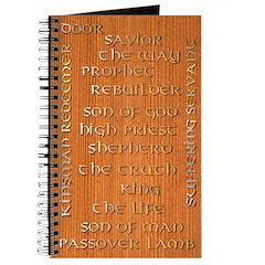 Names of Jesus - Oak Journal