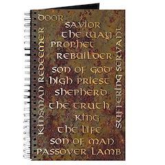 Names of Jesus - Rust Journal