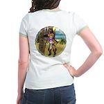 Puss 'N Boots - Jr. Ringer T-Shirt