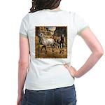 Southwest Horses 01 - Jr. Ringer T-Shirt