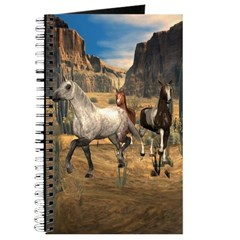 Southwest Horses 01 - Journal