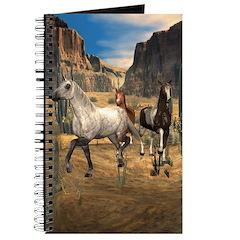 Southwest Horses 01 - Journal