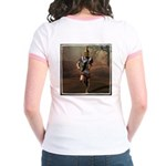 Roman Soldier - Jr. Ringer T-Shirt
