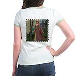 Sleeping Beauty - Jr. Ringer T-Shirt