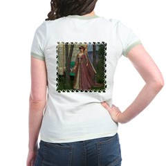 Sleeping Beauty - Jr. Ringer T-Shirt
