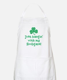 Hangin' with my Hooligans - BBQ Apron