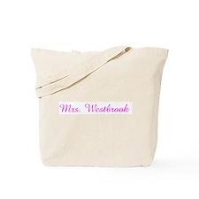 Mrs. Westbrook Tote Bag