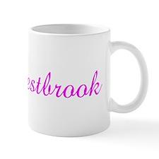 Mrs. Westbrook Small Mugs