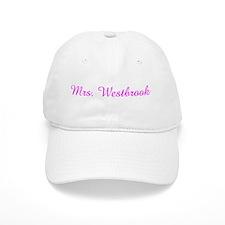 Mrs. Westbrook Baseball Cap